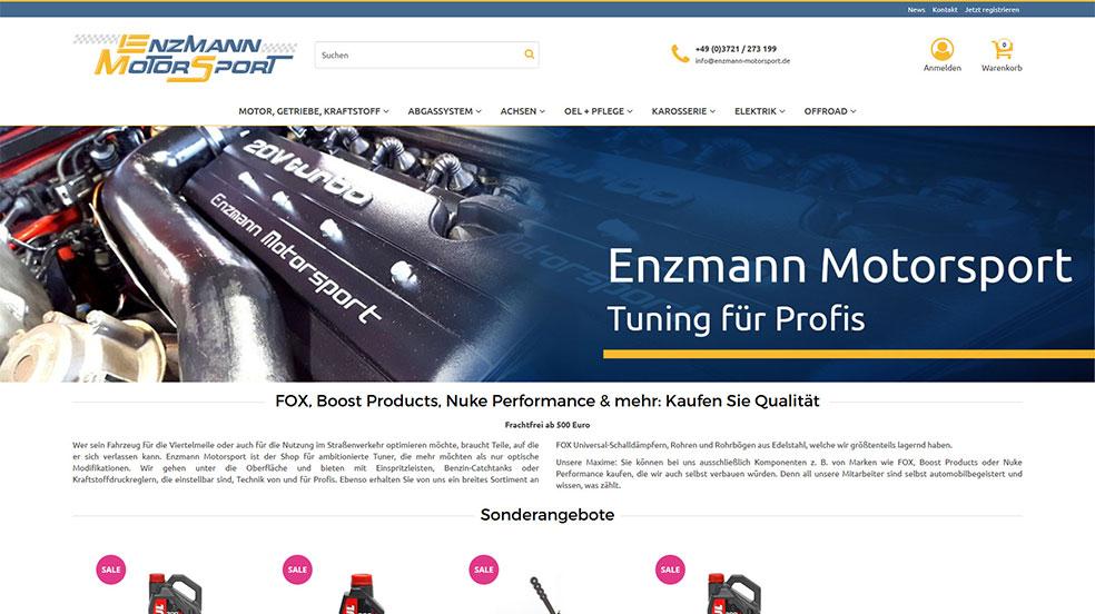enzmannmotorsport.de