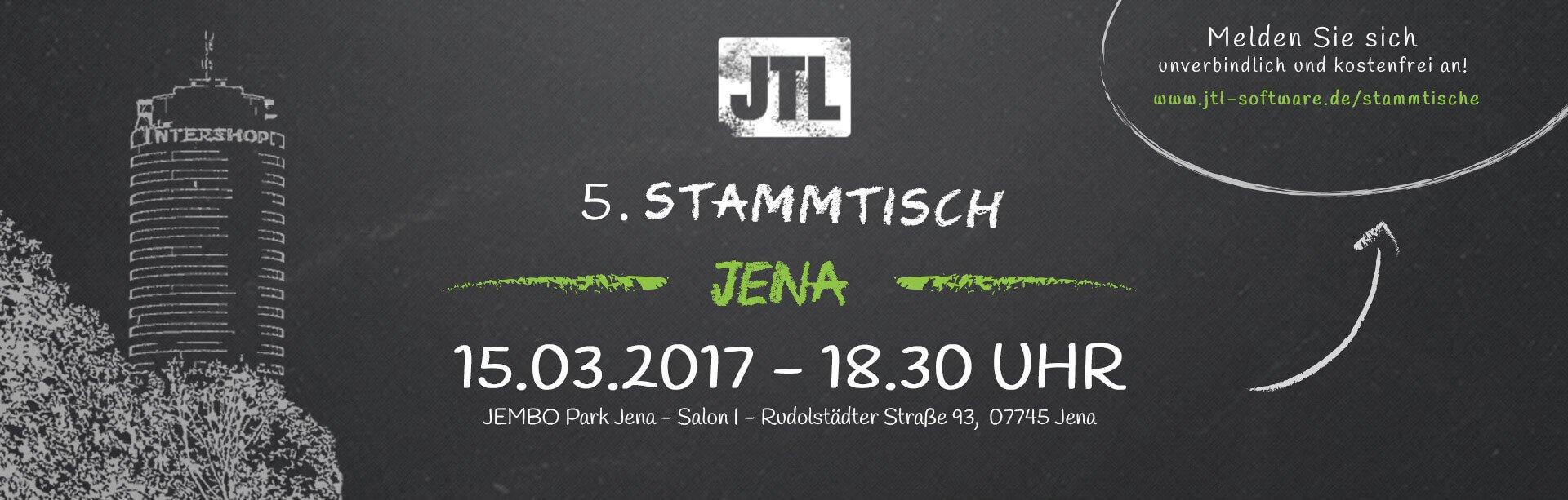 5. JTL-Stammtisch