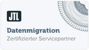 Zertifikat Datenmigration
